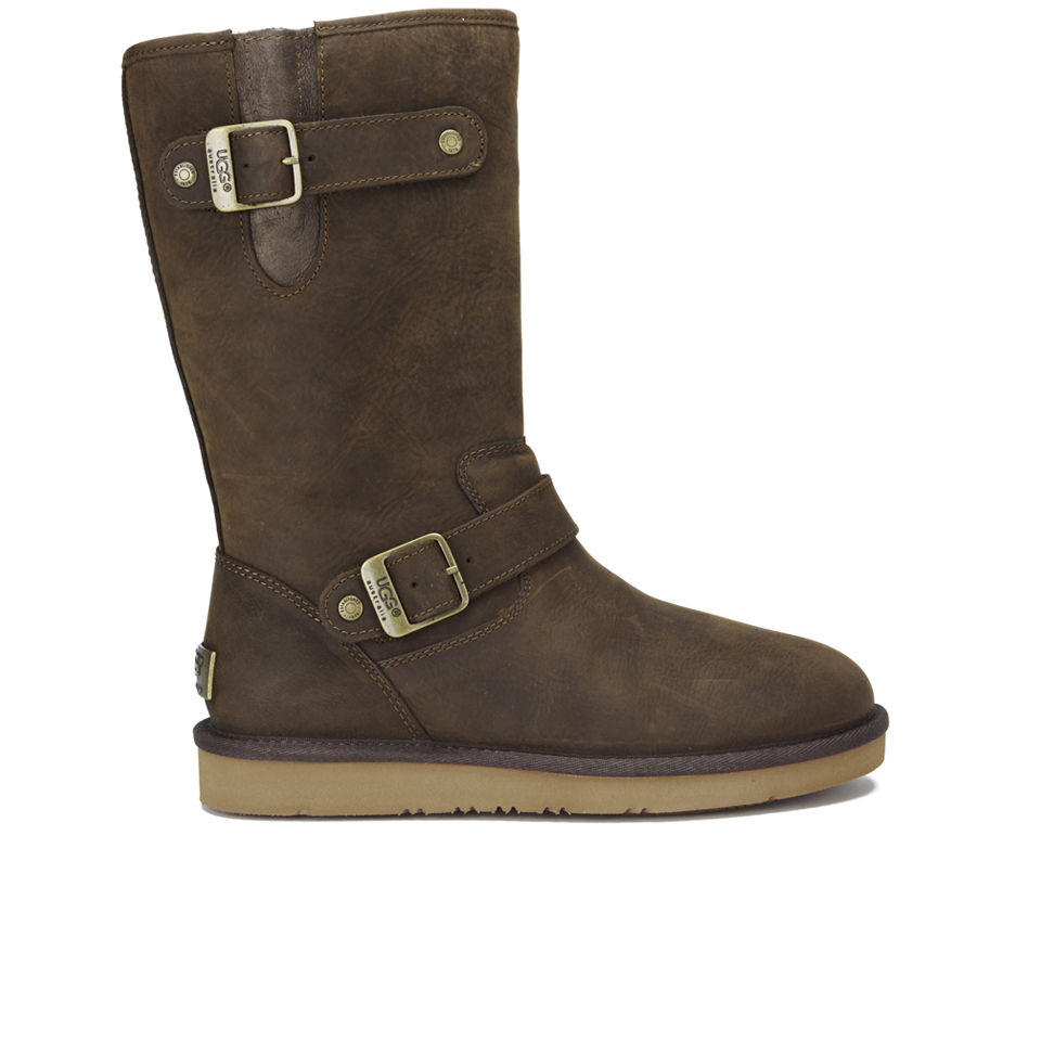 ugg ladies leather boots uk