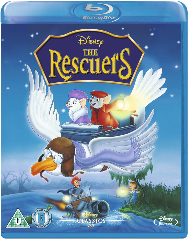 the-rescuers