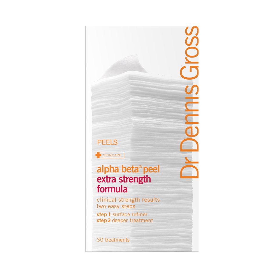 Dr Dennis Gross Alpha Beta Peel Extra Strength Formula (30 Packets)