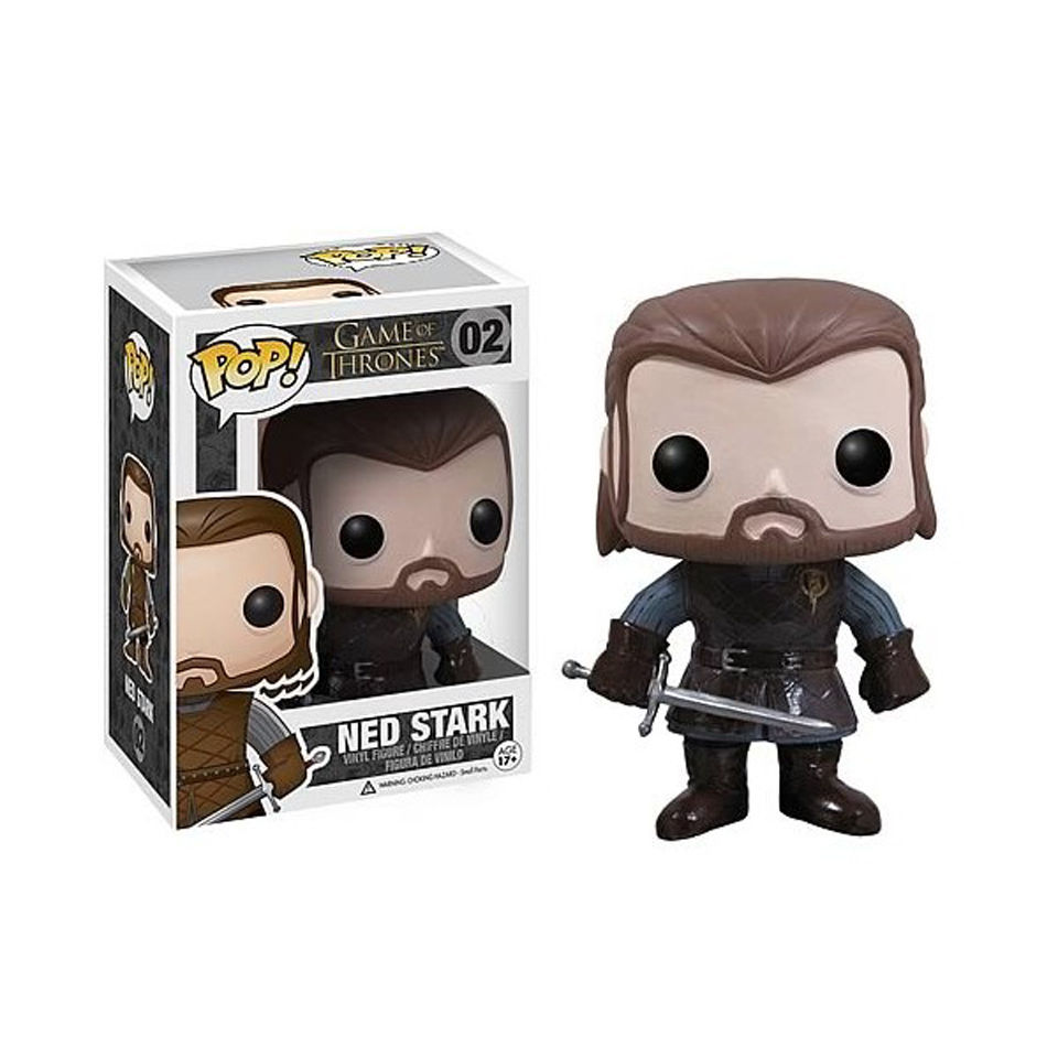 Game of Thrones Ned Stark Funko Pop! Figur