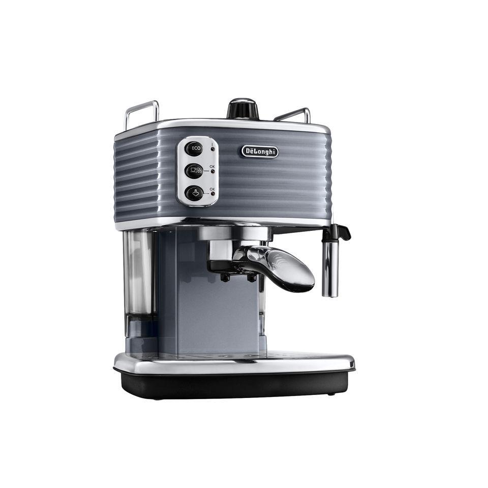 Guns On Kitchen Table: De'Longhi Scultura Espresso Coffee Machine