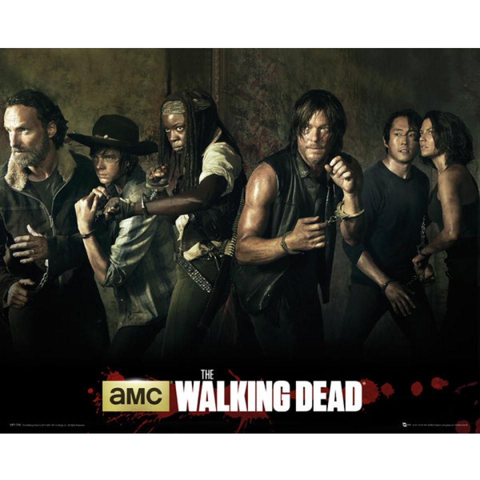 the-walking-dead-season-5-mini-poster-40-x-50cm
