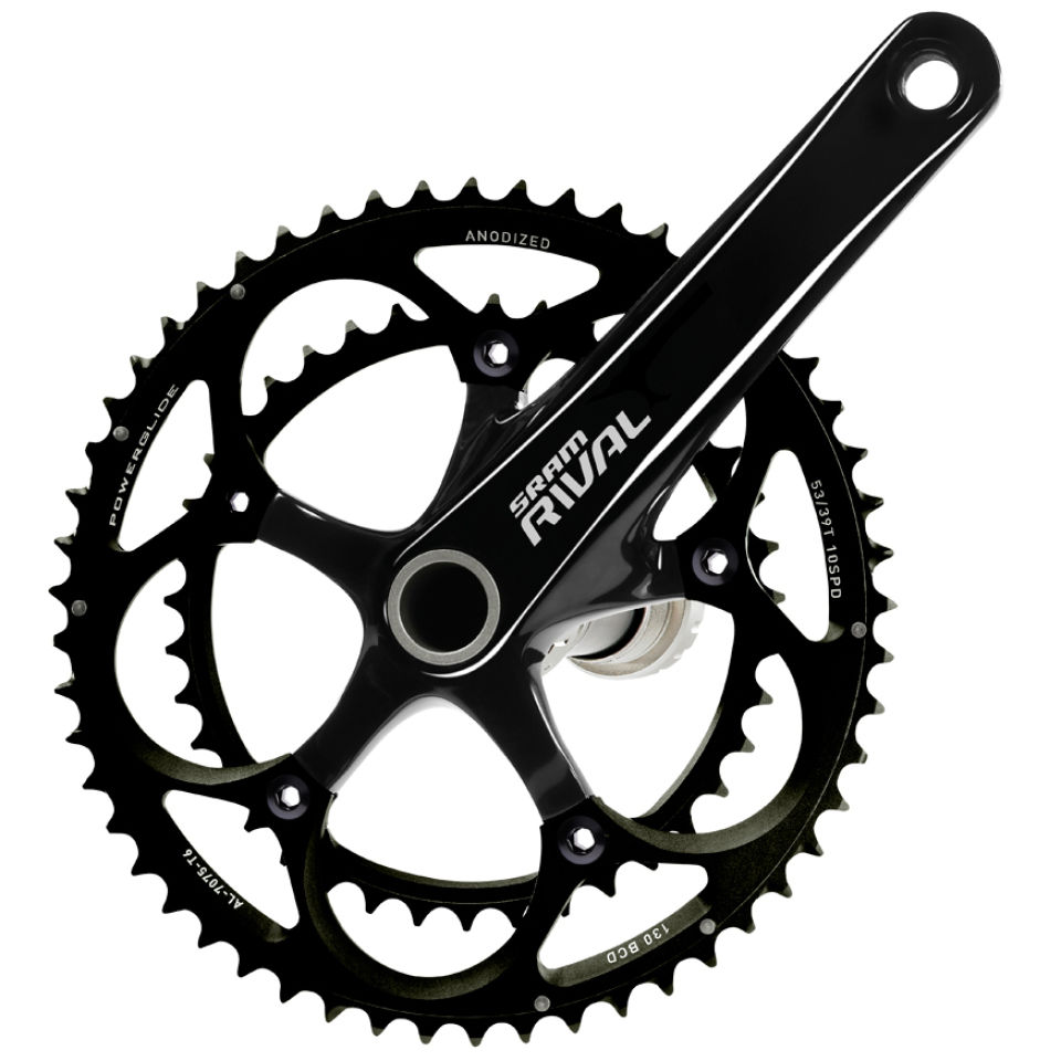 sram-rival-chainset-oct-mirror-black-includes-gxp-bb-black-175mm-x-50-34-one-colour