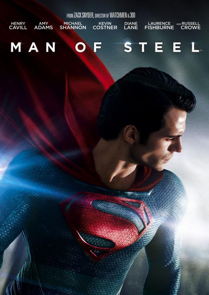 man of steel includes ultraviolet copy dvd zavvi
