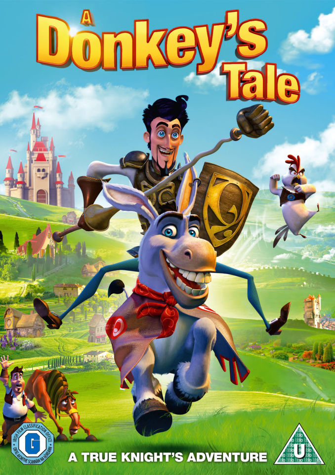 a-donkey-tale