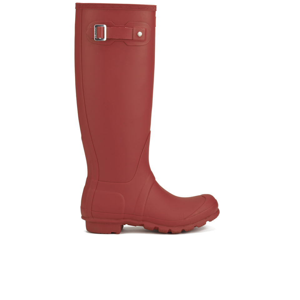 hunter-women-original-tall-wellies-military-red-4