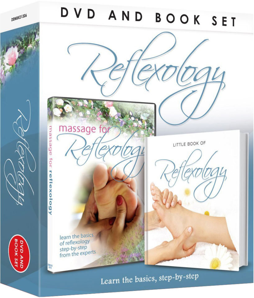 reflexology-includes-book