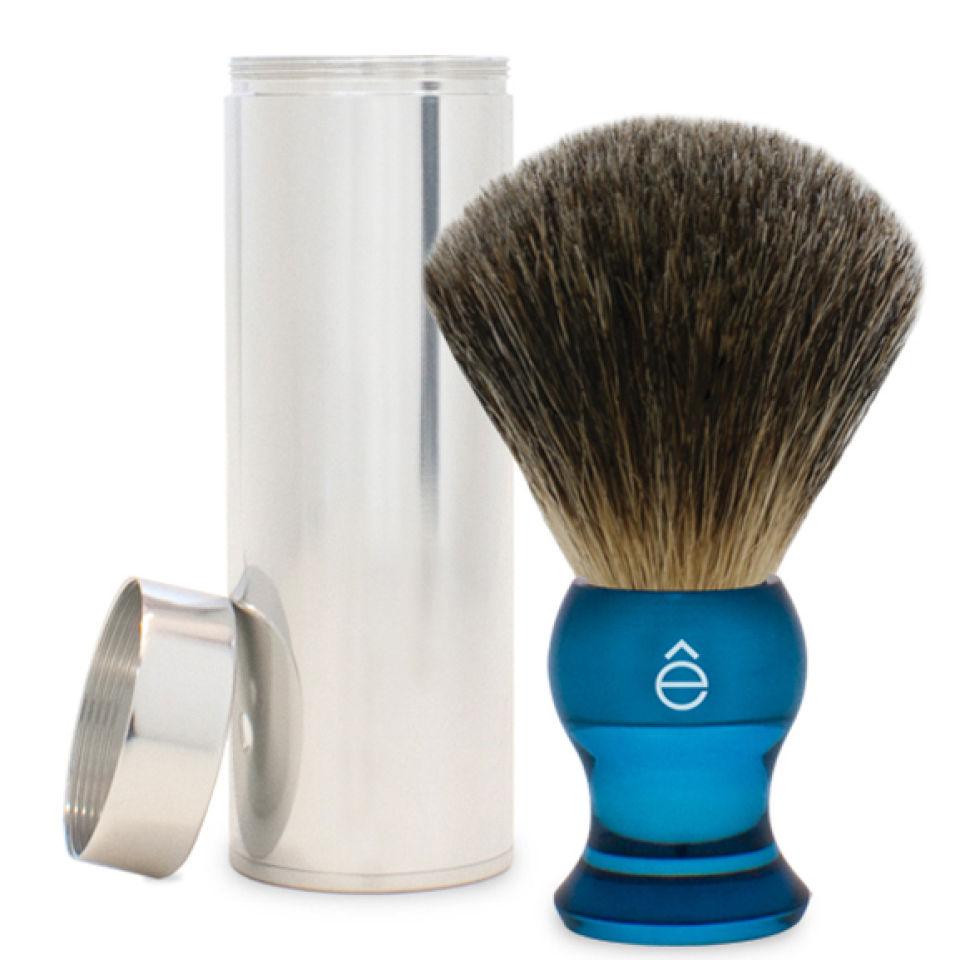 e-shave-travel-fine-badger-hair-shaving-brush-with-canister-blue
