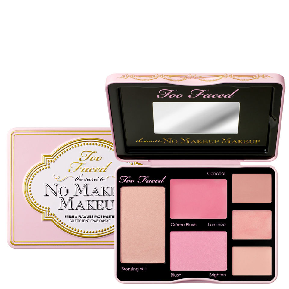 Too Faced The Secret To No Makeup