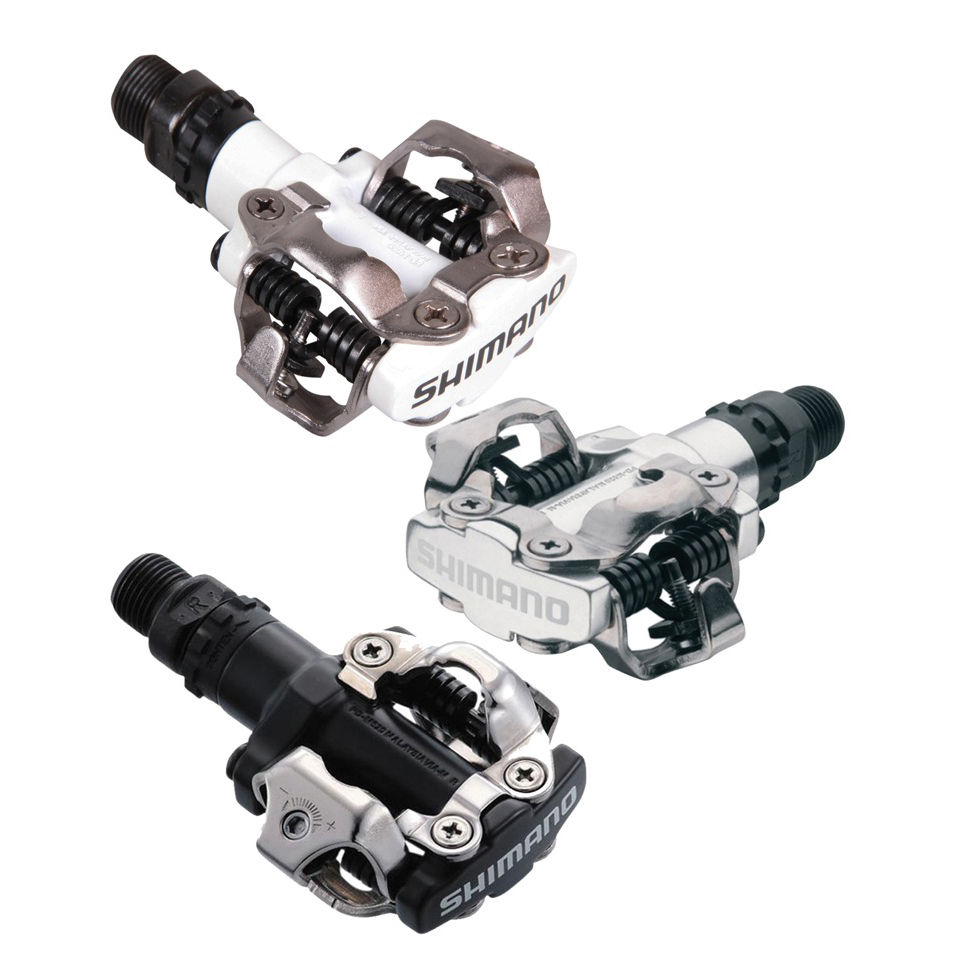 shimano-m520-spd-pedals-one-option-silver
