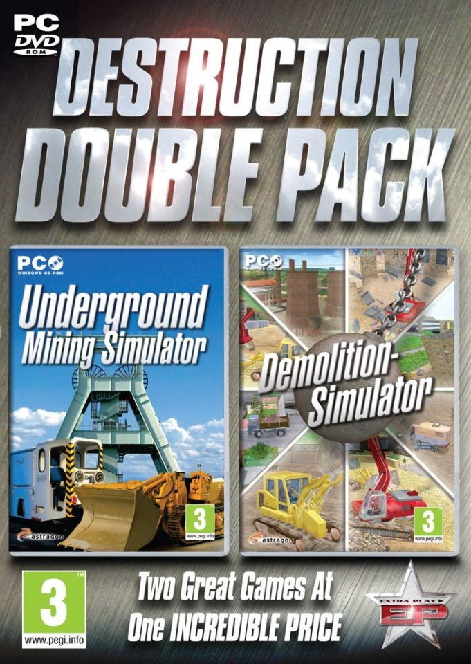 destruction-double-pack-underground-mining-demolition-simulator