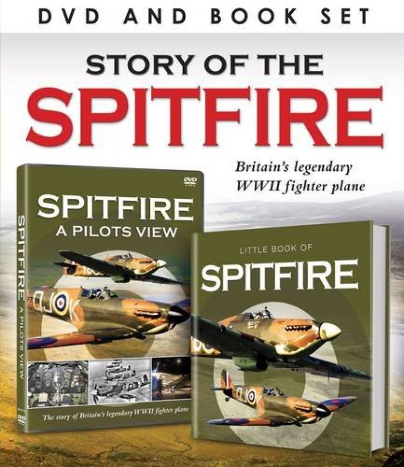 great-british-transport-spitfire-includes-book