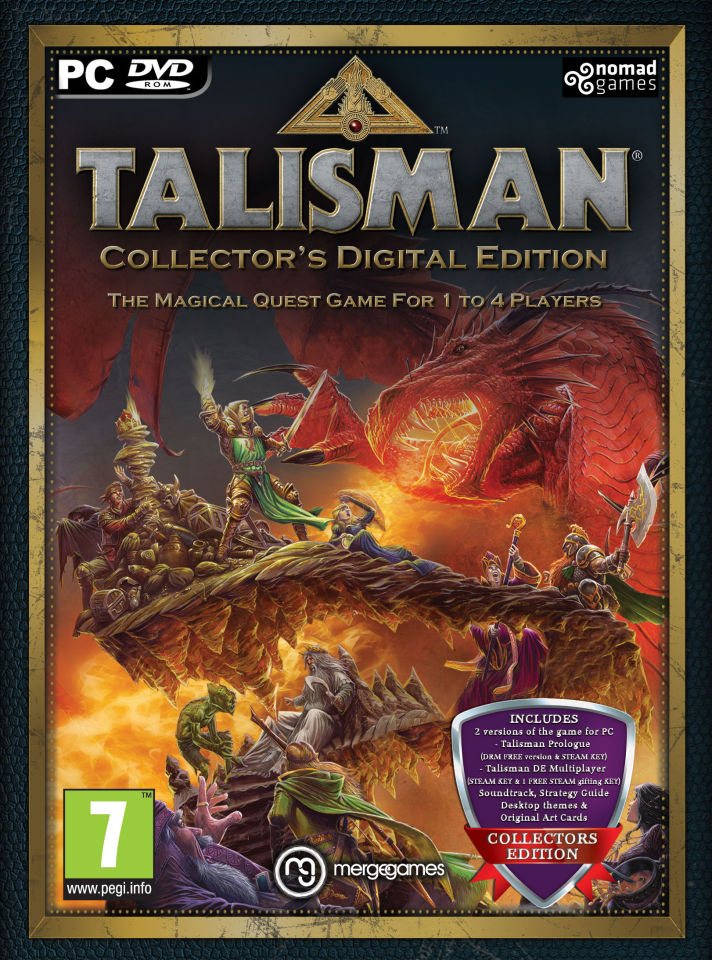 talisman-collector-digital-edition