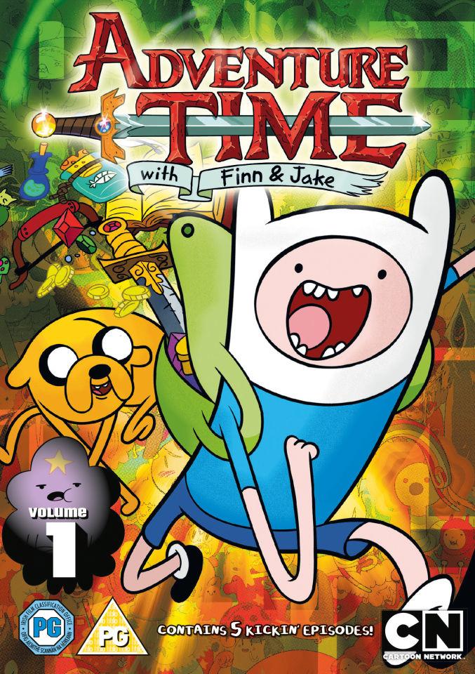 adventure-time-volume-one