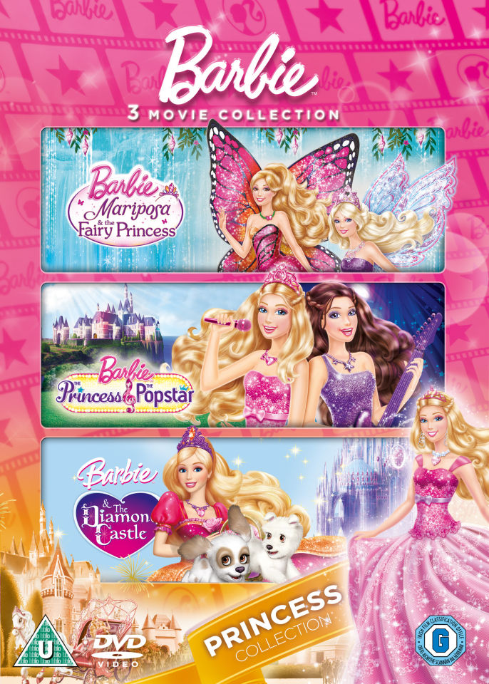 barbie-the-princess-collection