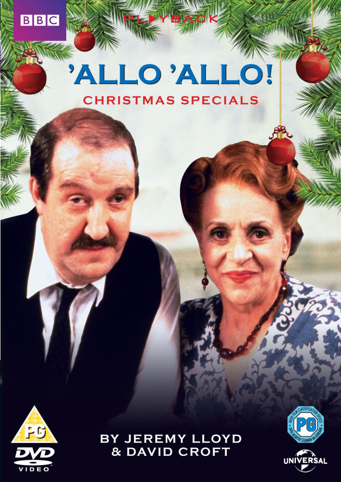 'Allo 'Allo: The Christmas Specials