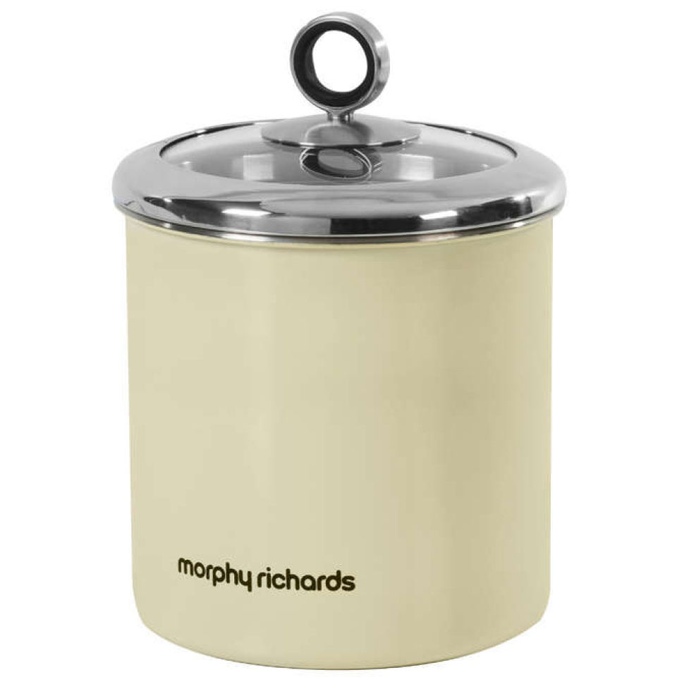 morphy-richards-accents-large-storage-canister-cream