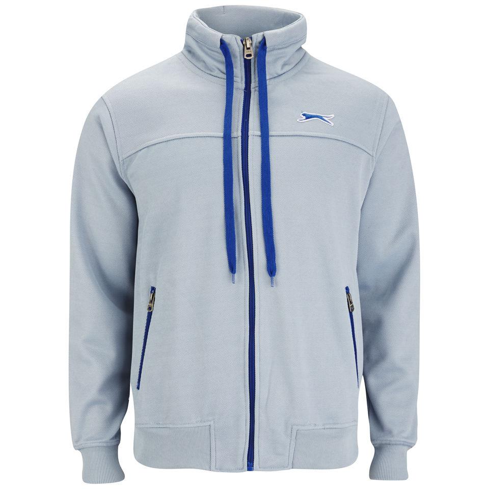 slazenger-men-gascoigne-track-top-grey-crown-blue-s