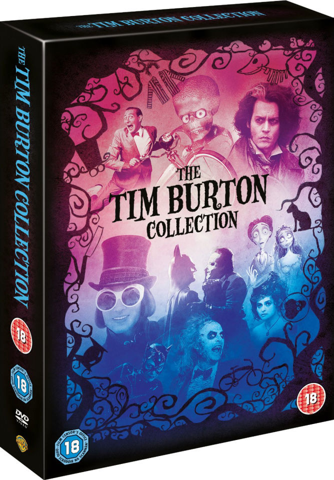tim-burton-collection