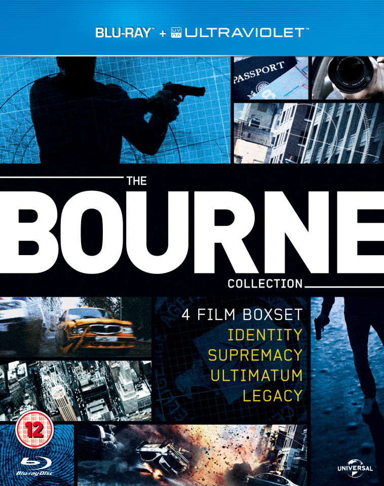 the-bourne-collection