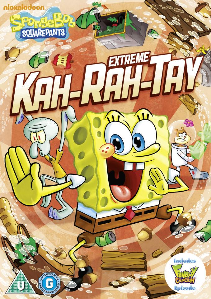 sponge-bob-square-pants-extreme-kah-rah-tay
