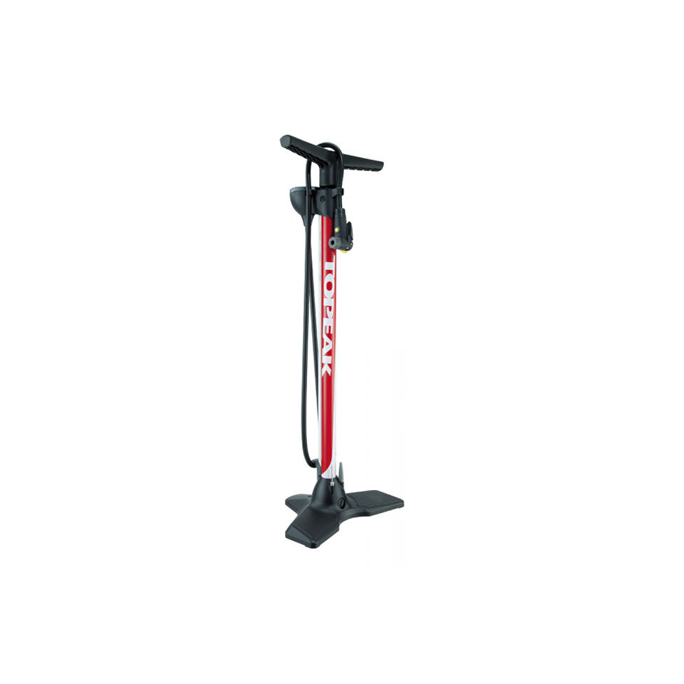 Topeak Joe Blow Race Track Pump - Red