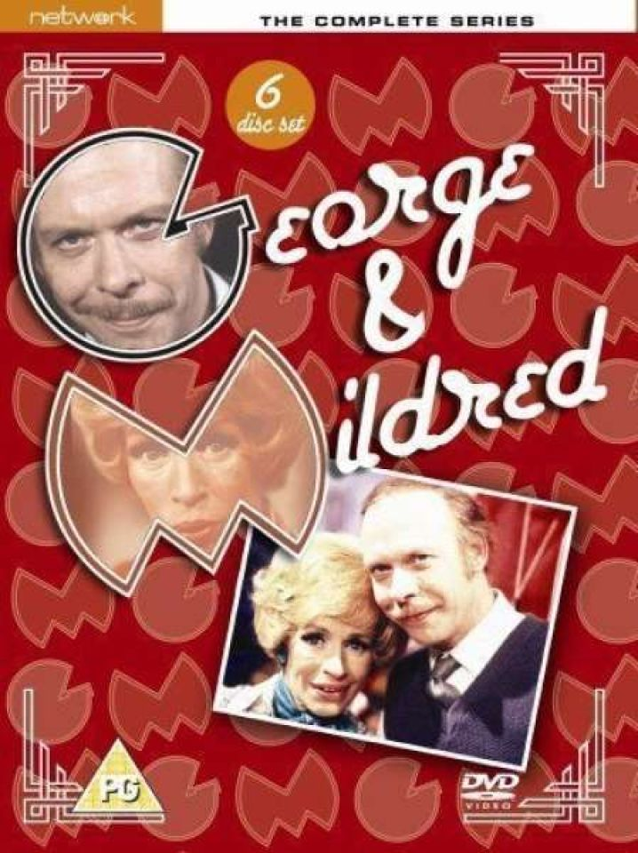 george-mildred-complete-box-set