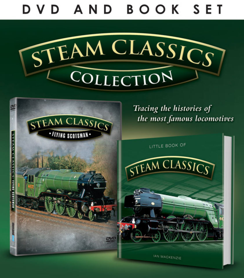 steam-classics-includes-book