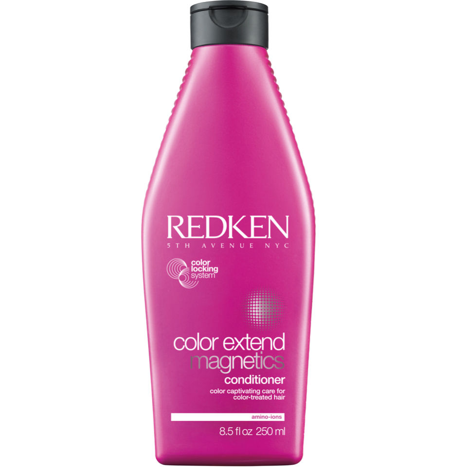 Après-shampooing capteur de couleur Redken Color Extend Magnetic (250ml)
