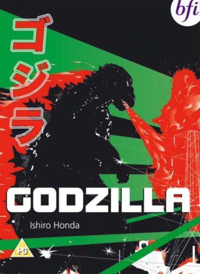 Godzilla Dvd Zavvi