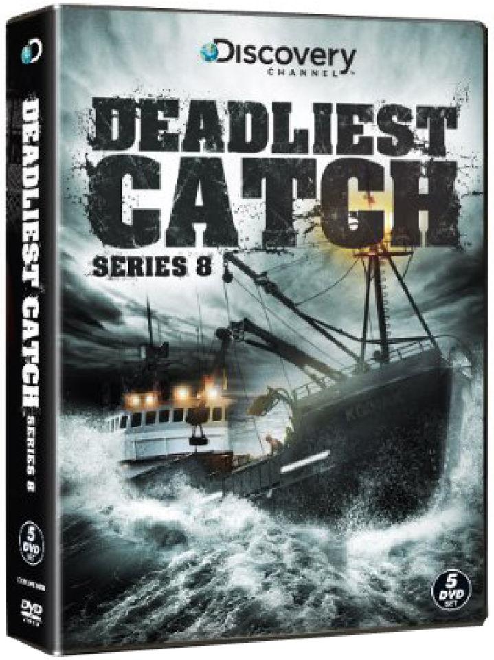 deadliest catch series 8 dvd zavvi. Black Bedroom Furniture Sets. Home Design Ideas