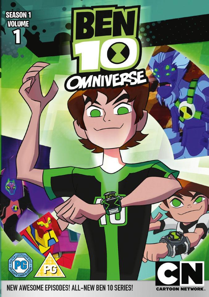 ben-10-omniverse-volume-1