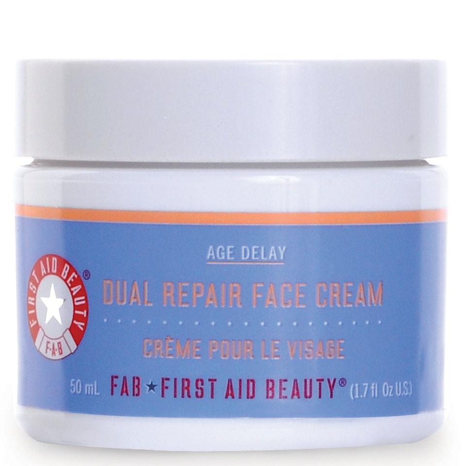 First Aid Beauty Dual Repair Face Cream (50ml)