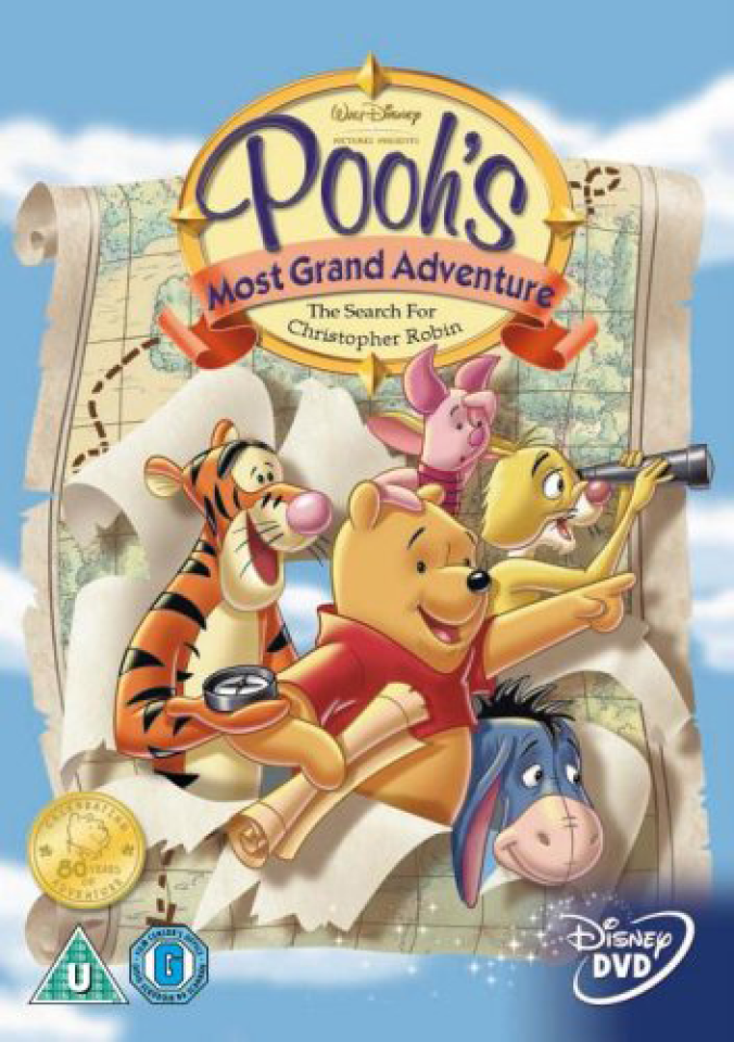Winnie The Poohs Most Grand Adventure The Search For Dvd