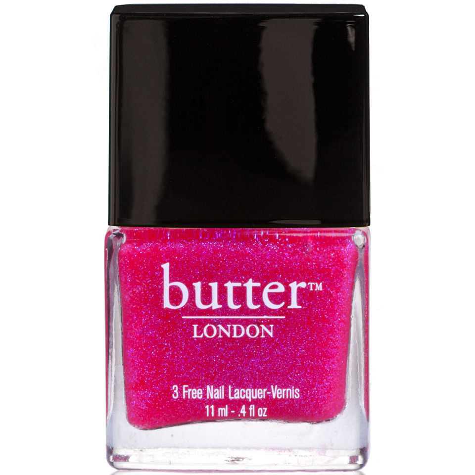 butter LONDON Disco Biscuit 3 Free Lacquer (11ml)