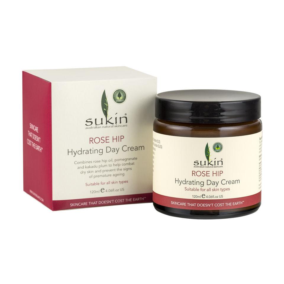 Rose Hip Hydrating Day Cream (120ml)