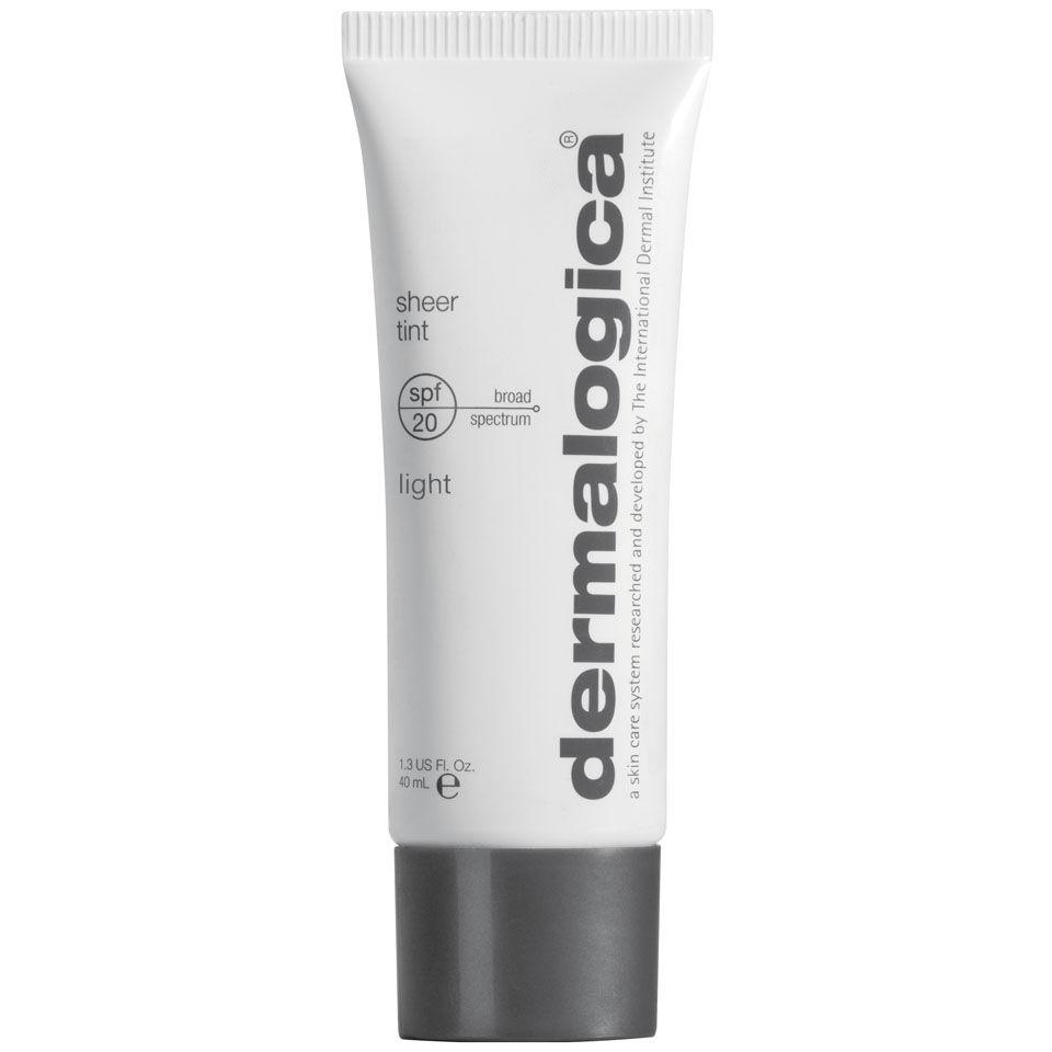 Sheer tint SPF 20 de Dermalogica -Léger