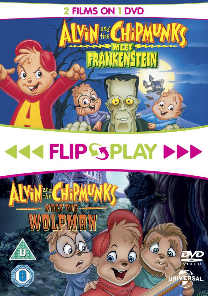 alvin-the-chipmunks-meet-frankenstein-alvin-the-chipmunks-meet-the-wolfman-flip-play