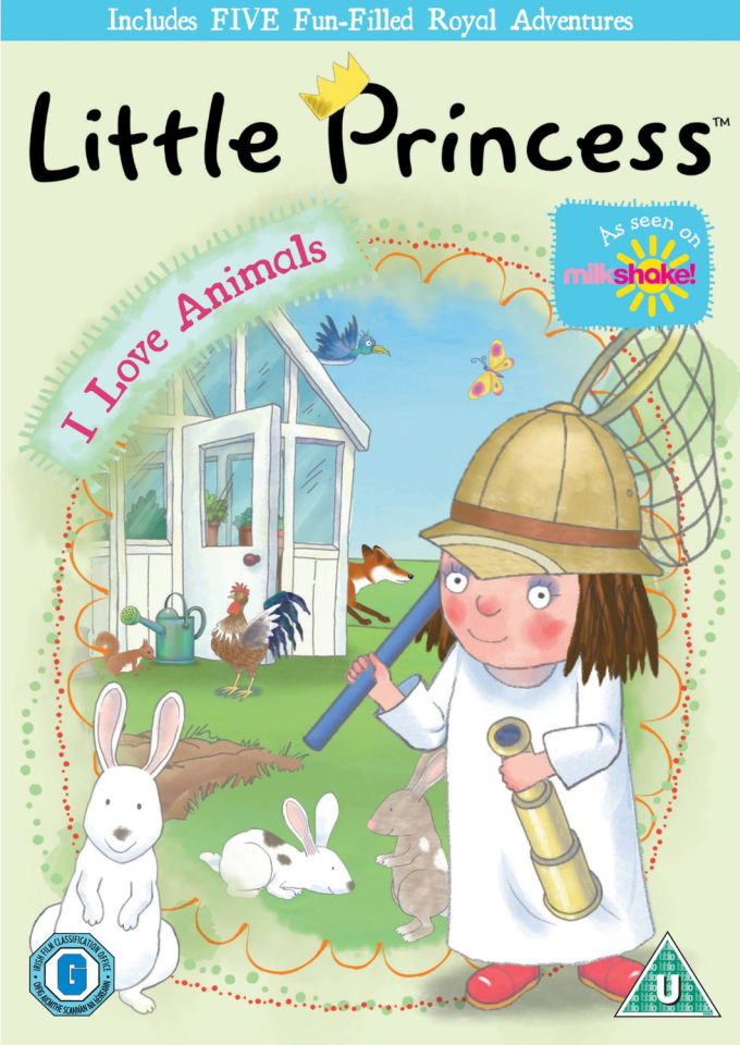 little-princess-i-love-animals