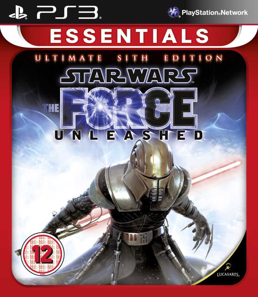 Star Wars The Force Unleashed The Ultimate Sith Edition