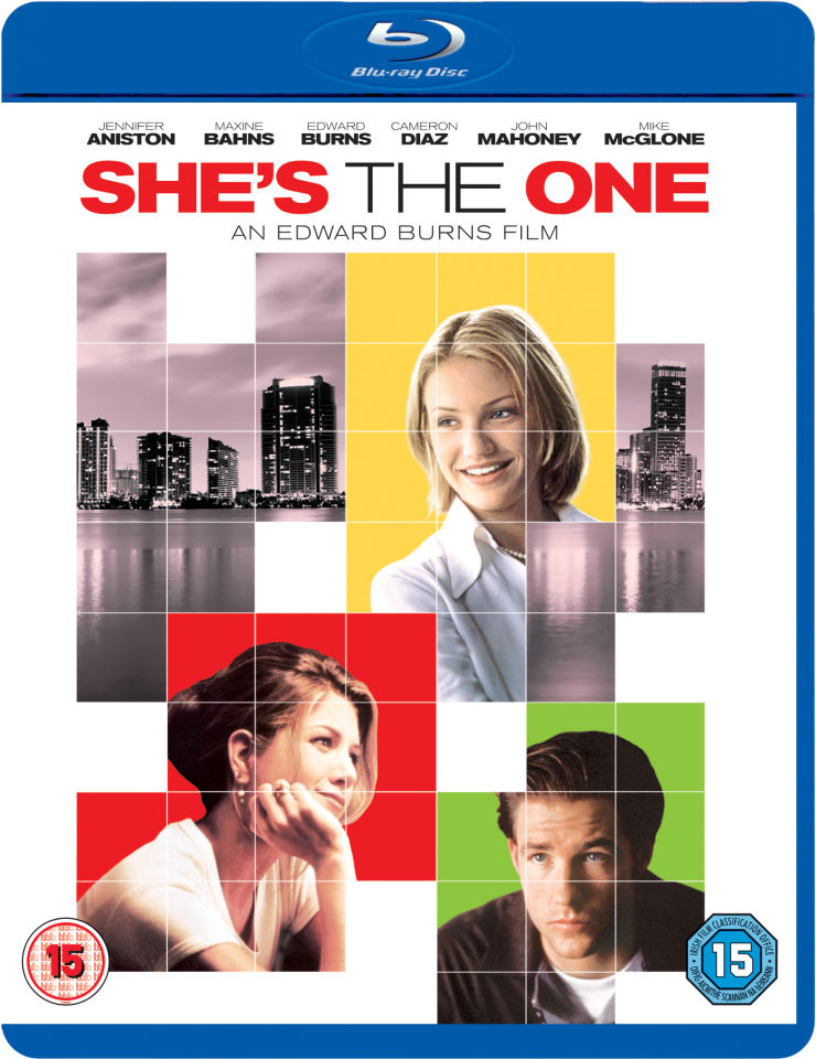she-s-the-one