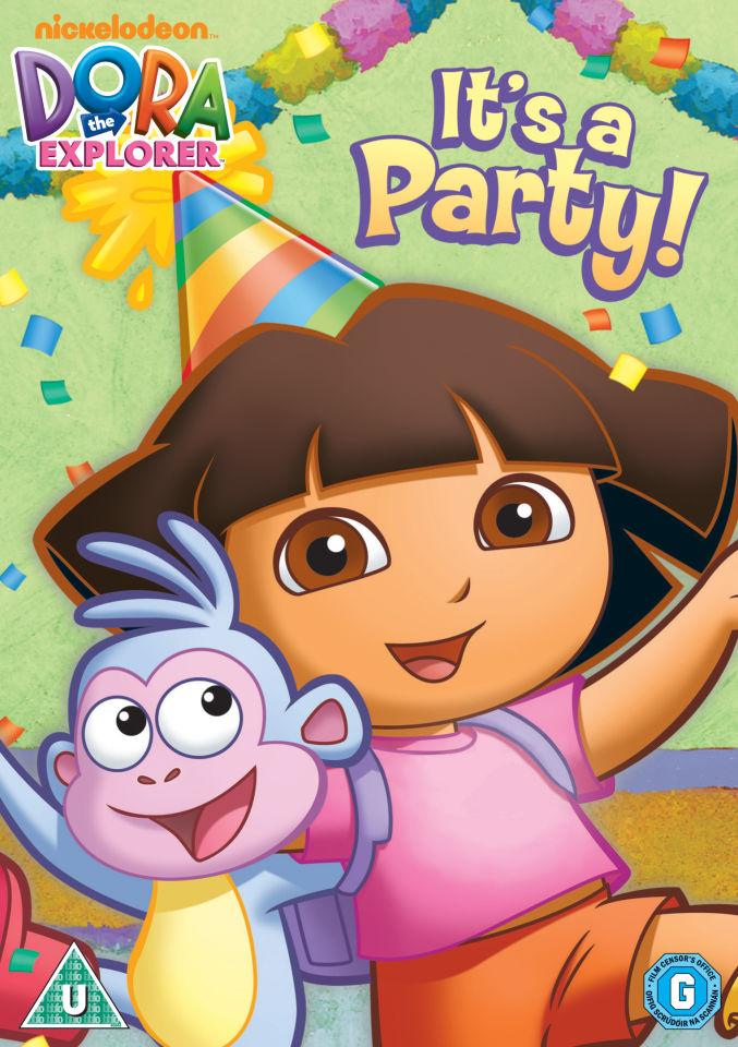 dora-the-explorer-its-a-party