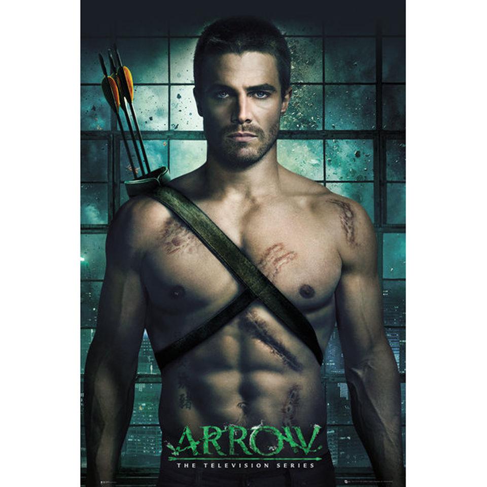 arrow-pin-up-maxi-poster-61-x-915cm