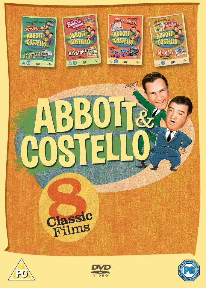 abbott-costello-collection