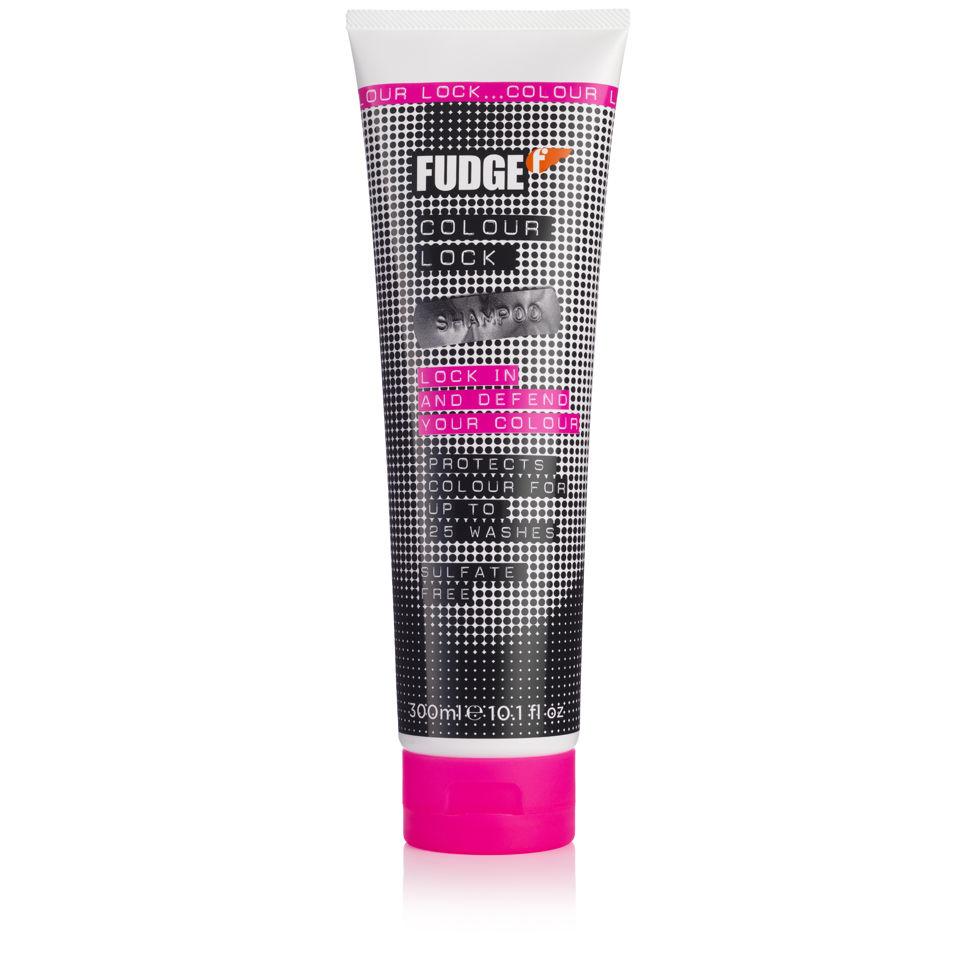 Fudge Colour Lock Shampoo (300 ml)