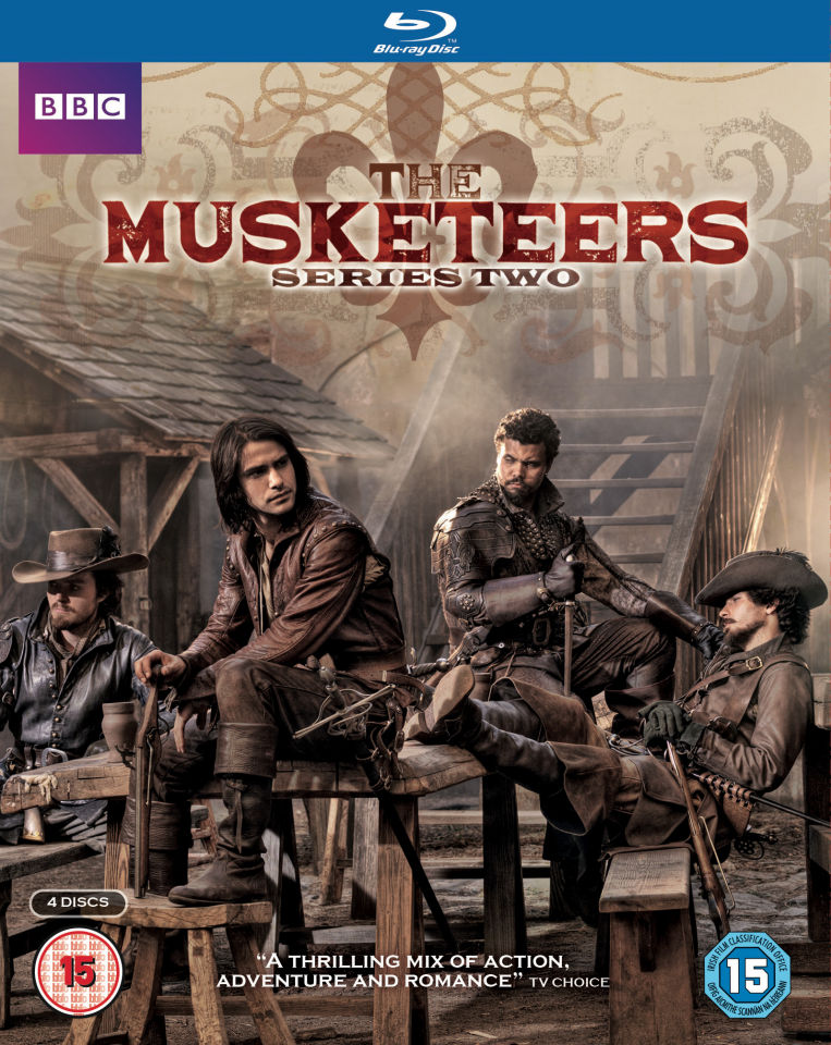 the-musketeers-series-2