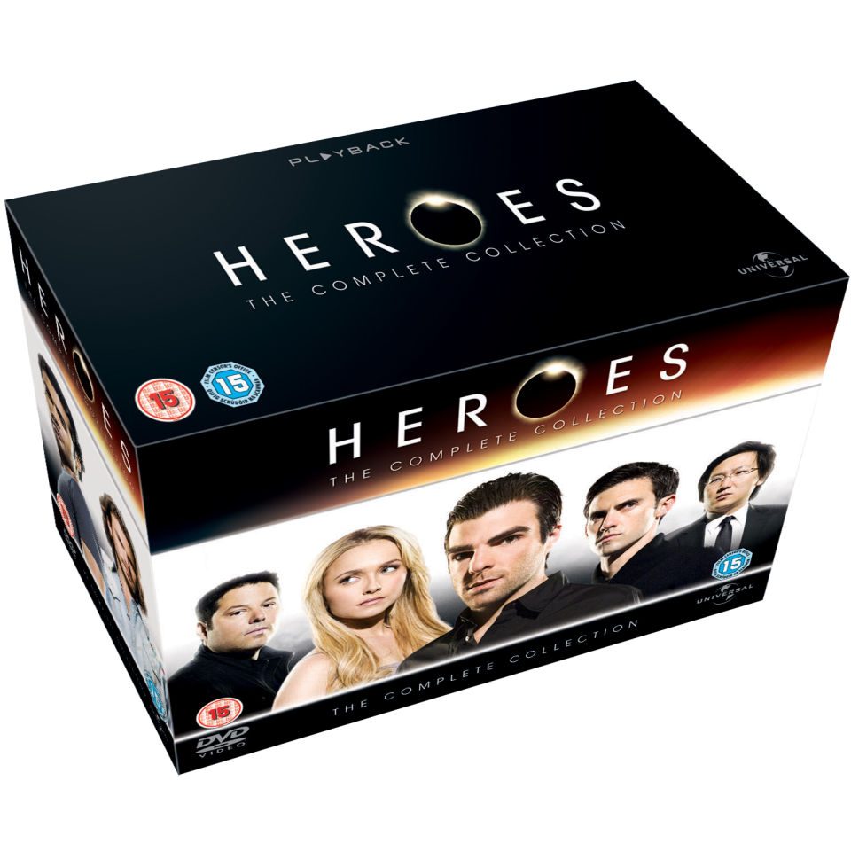 heroes-the-complete-collection