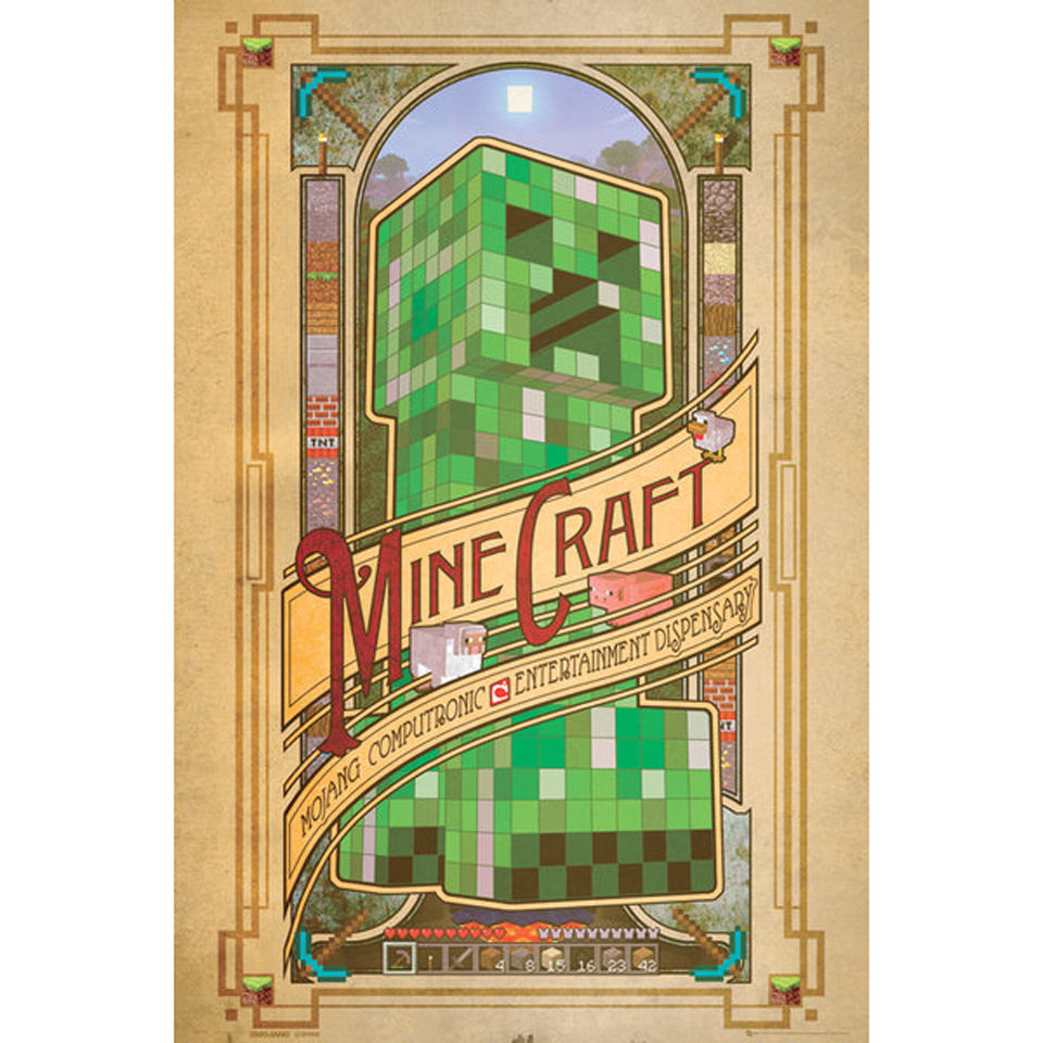minecraft-computronic-maxi-poster-61-x-915cm