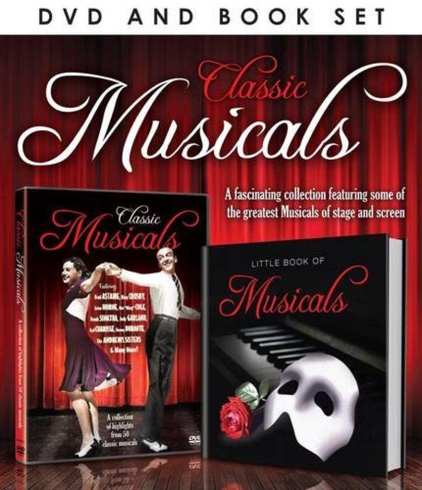 musicals-includes-book