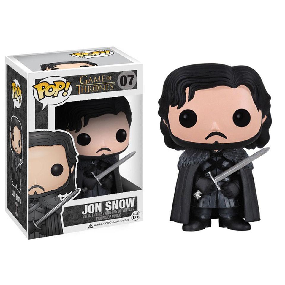 Game of Thrones Jon Snow Funko Pop! Vinyl Figur